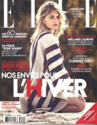 Bob Carpenter dans ELLE - December 2015
