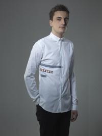 chemise unisexe Heures supp'