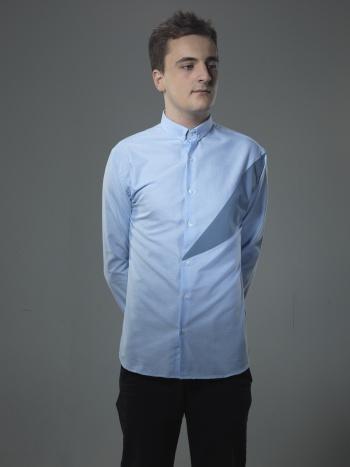 chemises unisexes bob carpenter chemise inspection du travail pour homme ou femme. Black Bedroom Furniture Sets. Home Design Ideas