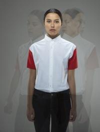 chemise unisexe Sauve qui peut