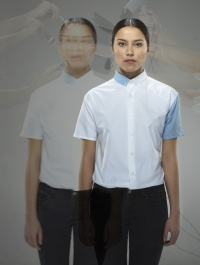 chemise unisexe Sauvé