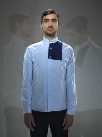 chemise unisexe Audace