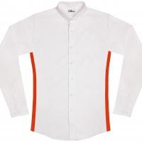 chemise unisexe Bob Toxido Orange