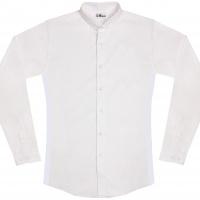 chemise unisexe Bob Toxido Blanc