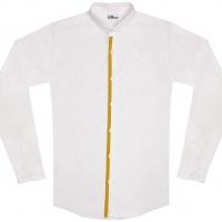 chemise unisexe Bob Gorge Jaune