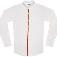 chemise unisexe Bob Gorge Orange