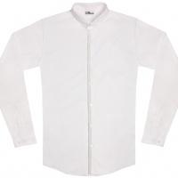 chemise unisexe Bob Gorge Blanche