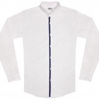 chemise unisexe Bob Gorge Bleue