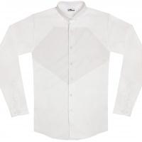 chemise unisexe Bob Diamant Blanc