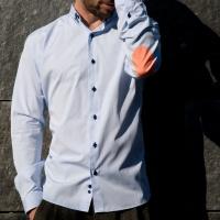 chemise unisexe Coeur de mission
