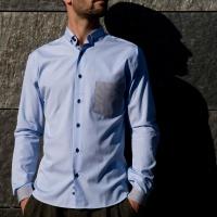 chemise unisexe Draft